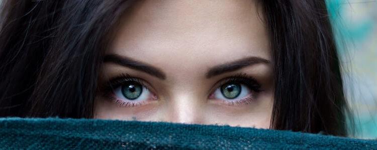 目のたるみ