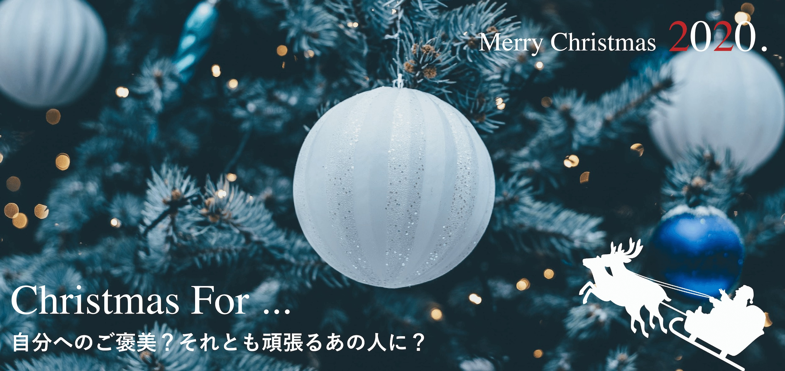 クリスマス アイケア